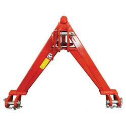 S.110168 Quick Hitch A-frame Designed System Fits Cat.1