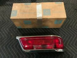 Nla Nos Mercedes W111 Coupe Cabriolet Early Style Right Tail Light 280se 250se