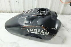 19 Indian Scout Bobber Gas Fuel Tank