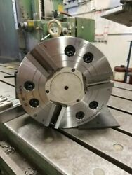 Mh212 Samchully Cnc Lathe 12 Chuck 4.05 Bore Jaws Wrench Adapter Jawnuts