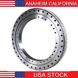 16 Inch Four-point Contact 398x602x80 Mm Ball Slewing Ring Bearing With Outside