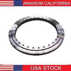 16 Inch Four-point Contact 398x602x80 Mm Ball Slewing Ring Bearing With No Gear