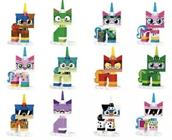 Lego New Collectible Unikitty Tv Series Minifigures 41775 You Pick Cat Dog