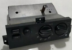 ✅96-98 Oem Jeep Grand Cherokee Ac/heater Control Climate Control 55116065