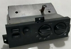 ✅96-98 Oem Jeep Grand Cherokee Ac Heater Control Climate Control 55116065