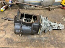 1958-1964 Gm Corvette Borg Warner T-10 4 Speed Transmission Rebuilt 619