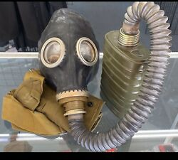 Soviet Russian Military Gp-5m / Pmg-2 Gas Mask Nuclear, Biological, Chemical