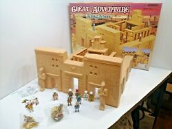 Great Adventure Of Lost Kingdom Pyramid Temple Playset Rpg Dandd Toy Collector