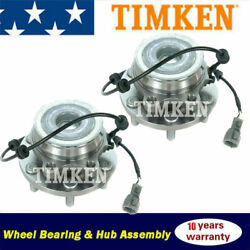 Front Wheel Hub Bearing Assembly For 2005-18 Nissan Frontier 2005-15 Xterra Rwd