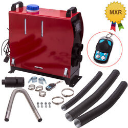 12v 5kw All In One Diesel Air Heater 4 Hole Portable Remote For Truck Buses Rvs