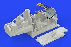 Eduard 1/48 Aircraft- P38f Cockpit For Acy Photo-etch And Resin   648277