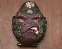 Mighty Max Ape King Bluebird Toys Incomplet