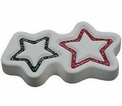 Fusing Glass Supplies - Holiday Star Mold Free Shipping
