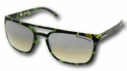 TechnoMarine Manta Ray Sunglasses Green Camouflage TMEW006 03 Made in Italy $22.97