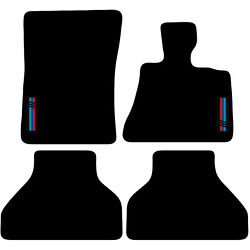 Tailored Carpet Car Floor Mats For Bmw X5 2006 To 2013 E70 5 Seater With Logo