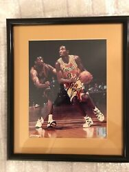 Authentic Kobe Bryant Autographed Hand Signed 8x10 Photo W/ Hologram No Reprint