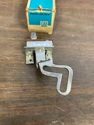 1966-67 Chevelle El Camino Ss Heater Control Switch Without C.a.c. Nos Gm 1020
