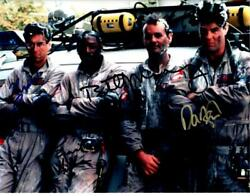 Dan Aykroyd Murray Ramis Hudson 11x14 Signed Photo Picture Autographed With Coa