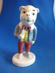 Lot 1beswick ,england Algy Pug From Rupert And His Friends