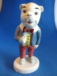 Lot 2beswick ,england Algy Pug From Rupert And His Friends