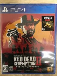 Red Dead Redemption 2 New Price Edition Sony Ps4 Games From Japan Tracking New