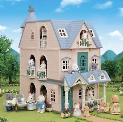 Sylvanian Families / Calico Critters Deluxe Celebration Home Gift Set