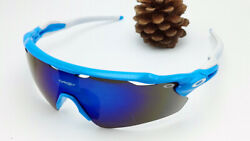 Oakley Sunglasses oo915 Blueamp;White 170 150 40 mm $39.99