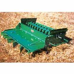 Remanufactured Straw Chopper Compatible With John Deere 7720 7700