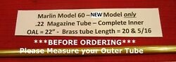 Marlin Model 60 .22 Inner Replacement Tube - For Post 1975 Rifles Part 507522