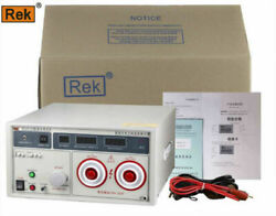 Rk2674a 20kv Ac/dc Ultra-high Voltage Insulation Withstand Voltage Tester
