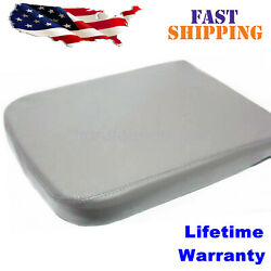 Center Console Armrest Cover Leather For 02 08 Dodge Ram 1500 2500 3500 Taupe $13.99