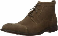 Stacy Adams Menand039s Wexford Cap-toe Chukka Boot