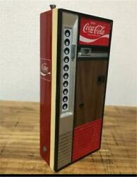 Coca Cola Radio In The Shape Of A Vending Machine Vintage Rare Japan Import F/s