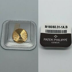 Patek Philippe Cal 240 Complete Barrel With Mainspring M180/60.31-1a.b