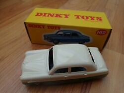 Dinky Toys 162 Ford Zephyr Saloon Car - New Boxed - Atlas Editions
