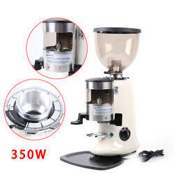 150g/min Commercial Coffee Grinder Electric Burr Mill Coffee Grinding Machine