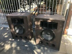 Altec Lansing Voice Of The Theater Speakers Pick Up Only