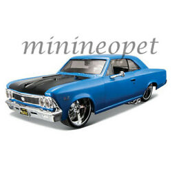 Maisto 31333 Classic Muscle 1966 Chevrolet Chevelle Ss 396 1/24 Blue