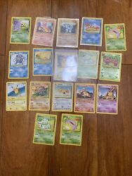 Pokemon Cards 1st Edition And Super Rare Also Japanes Cards