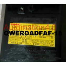 1pc Used Fanuc A06b-0854-b100 Tested In Good Condition Free Shipping