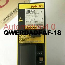 1pc Used Fanuc A06b-6117-h206 Tested In Good Condition Free Shipping