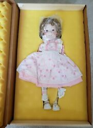 Shirley Temple Porcelain Doll Limited Edition - America's Sweetheart