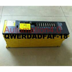 1pc Used Fanuc A06b-6079-h303 Tested In Good Condition Free Shipping