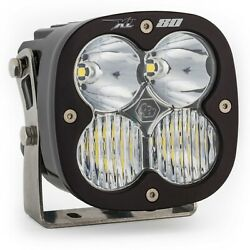 Baja Designs Xl80 Led Clear Driving/combo Light Pod 9,500 Lumens - Dimmable