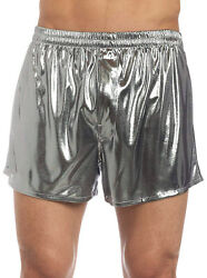 Intimo SOL Silver Boxer Underwear Short Large