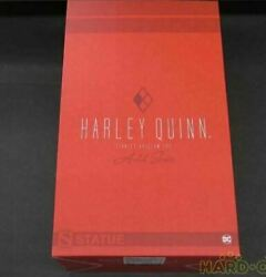 Side Show Hot Toys Harley Quinn By Stanley Lau Dc Comics From Japan F/s New