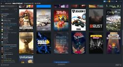 Steam Account 32 Games Aaa With Dlc Details In Desc / Real Value 750andnbsp