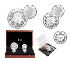 Canada - 2020 'first National Coinage' Set Of 4 Oversized Silver Coins 7.5 Oz