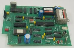 Emco Compact 5 Cnc Lathe Board Card A6a-115.000 From Working Machine