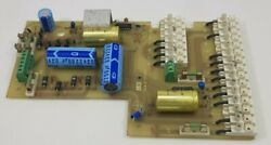 Emco Compact 5 Cnc Lathe Board Card A6a/c111-001 From Working Machine